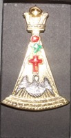 18th Degree COLLAR JEWEL